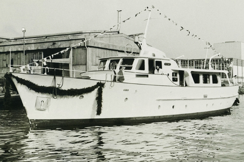 Dutch yachtbuilding heritage - TIO Yacht Exhaust Systems