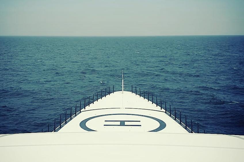 superyacht seatrials