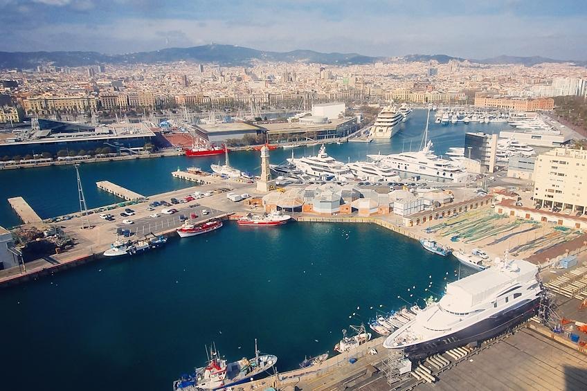 Spain Port Vell